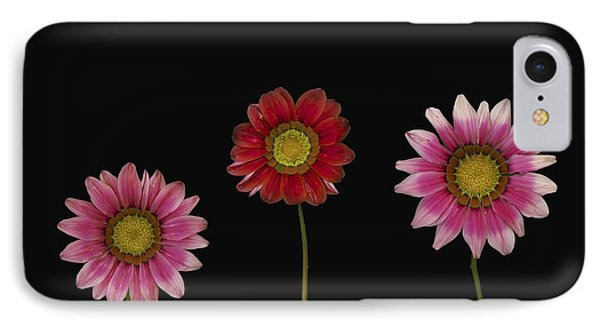 Bright Colorful Daisies Phone Case by Deddeda