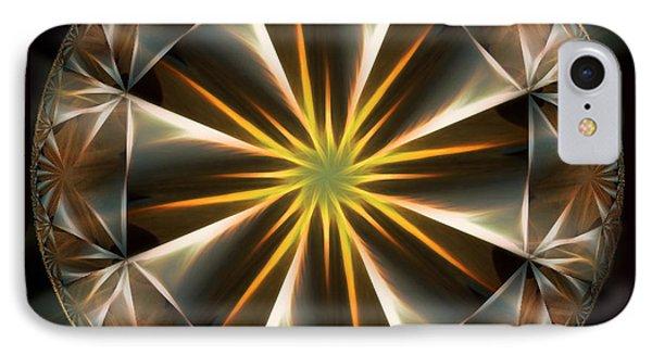 Bright Star Phone Case by Danuta Bennett