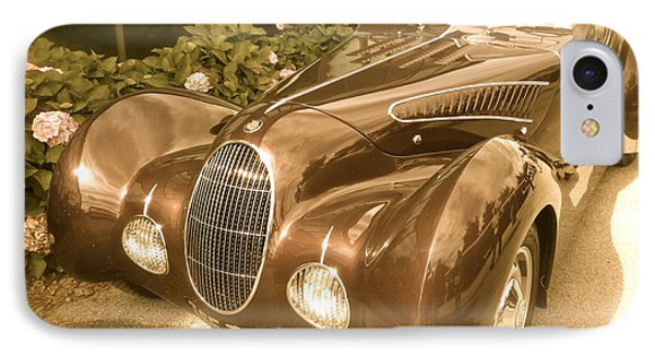 IPhone Case featuring the photograph Bristol Teardrop Special by John Colley