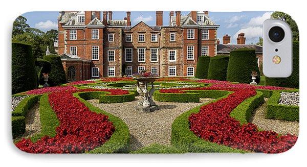 British Garden  Phone Case by Adrian Evans