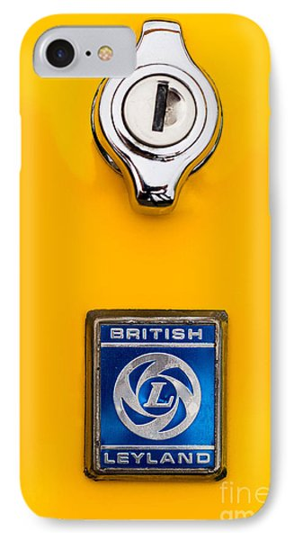 British Leyland Phone Case by Jerry Fornarotto