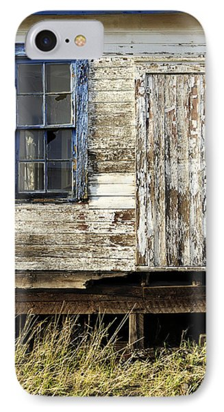 IPhone Case featuring the photograph Broken Window by Fran Riley