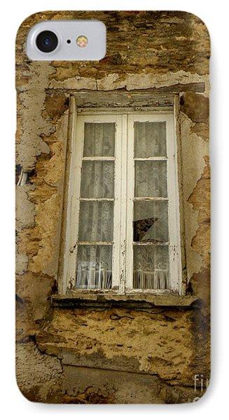 Broken Window Phone Case by Lainie Wrightson