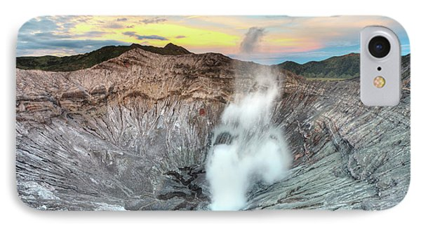 Bromo Crater IPhone Case by MotHaiBaPhoto Prints
