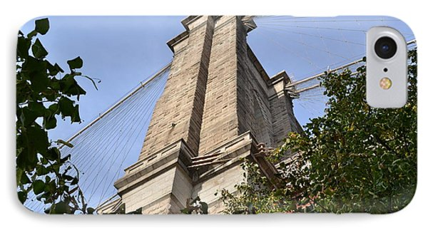 Brooklyn Bridge2 IPhone Case by Zawhaus Photography