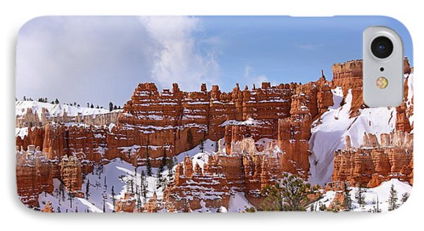 Bryce Canyon Castles Phone Case by Viktor Savchenko