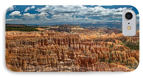 Bryce Canyon IPhone Case by Larry Carr