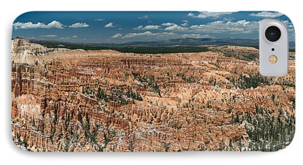 Bryce Canyon Panaramic IPhone Case by Larry Carr
