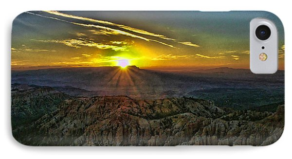 IPhone Case featuring the photograph Bryce Canyon Sunrise by Anne Rodkin