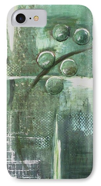 Bubbles IPhone Case by Kathy Sheeran