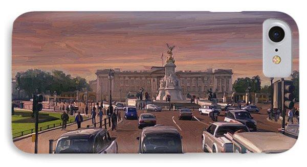 Buckingham Palace Phone Case by Nop Briex