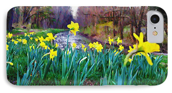 Bucks County Spring Phone Case by Bill Cannon