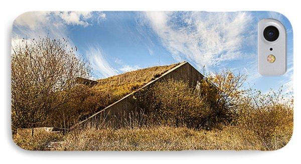 Bunker Down Phone Case by CJ Schmit
