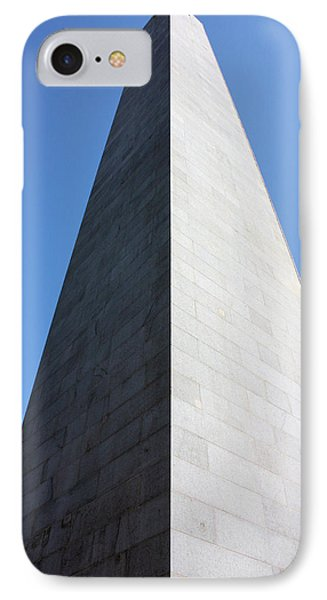 Bunker Hill Monument Phone Case by Kristin Elmquist