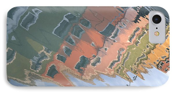 IPhone Case featuring the photograph Burano House Reflections by Rebecca Margraf