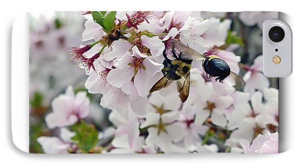 Busy Bees Phone Case by Brian Wallace