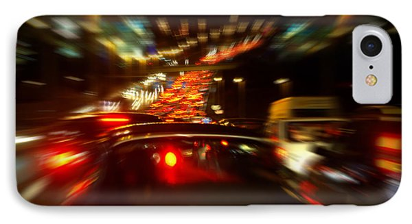 Busy Highway Phone Case by Carlos Caetano