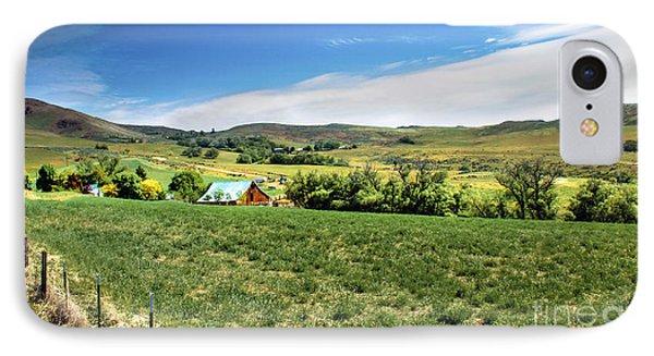 Butte Ranch Phone Case by Robert Bales
