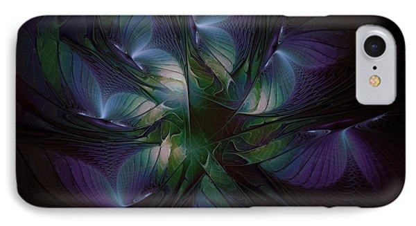 Butterfly Ball Phone Case by Amanda Moore
