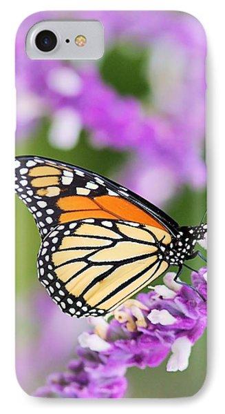 Butterfly Beauty Phone Case by Elizabeth Budd