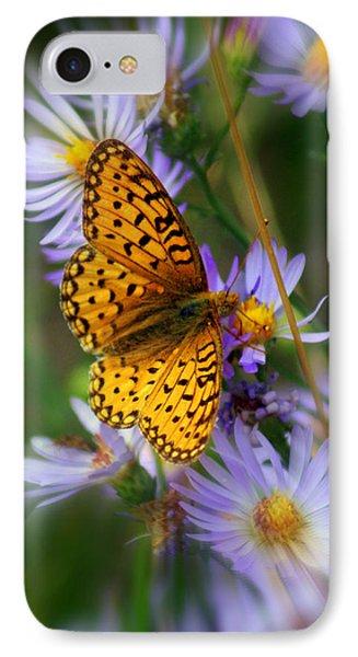 Butterfly Blur Phone Case by Marty Koch