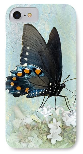 Butterfly Candy Phone Case by Betty LaRue