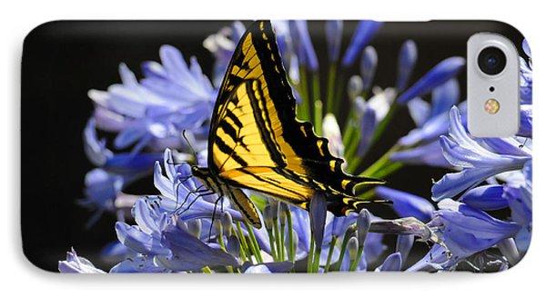 Butterfly Catcher Phone Case by Lynn Bauer