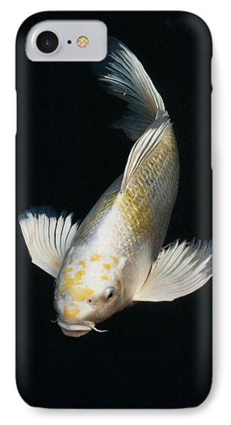 Butterfly Koi Phone Case by Don Mann
