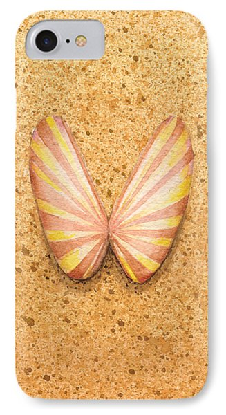 Butterfly Sea Shell IPhone Case