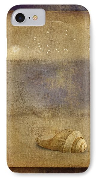 By The Sea Phone Case by Ron Jones