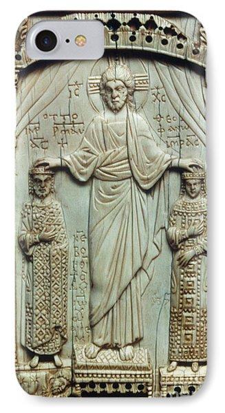 Byzantine Art Phone Case by Granger