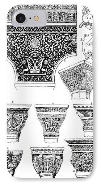 Byzantine Ornament Phone Case by Granger