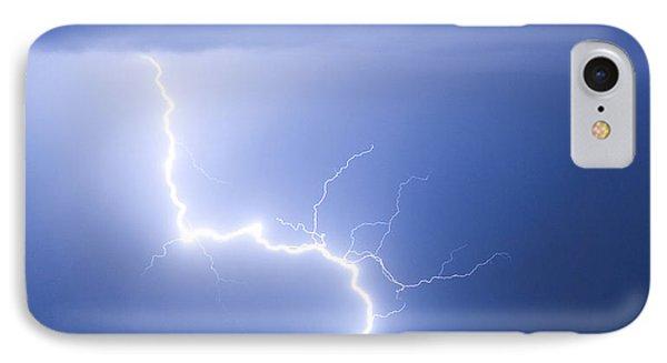 C2g Lightning Strike Phone Case by James BO  Insogna