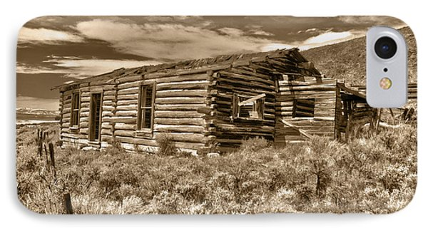 Cabin Fever IPhone Case by Shane Bechler