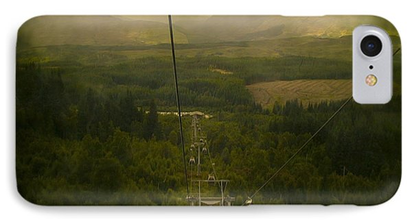 Cable Cars Phone Case by Svetlana Sewell