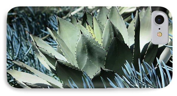 Cactus Phone Case by Marjorie Imbeau