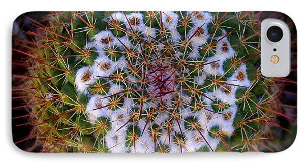 Cactus Radiance IPhone Case
