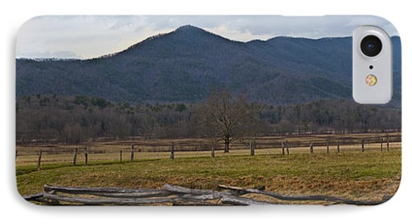 Cade's Cove - Smoky Mountain National Park Phone Case by Christopher Gaston