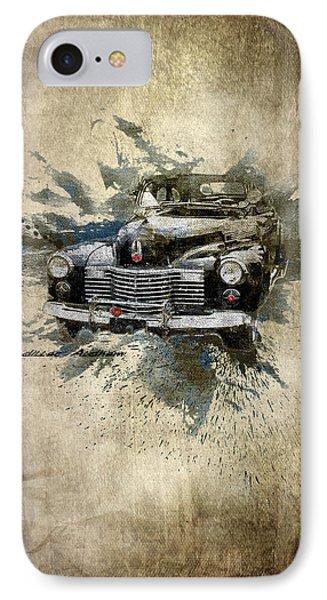 Cadillac Aldham Phone Case by Svetlana Sewell