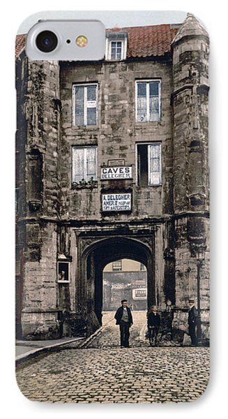 Calais - France - Hotel Des Guises IPhone Case by International  Images