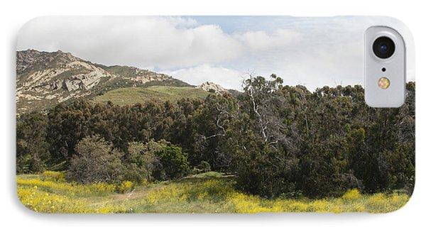 California Hillside View IIi IPhone Case by Kathleen Grace