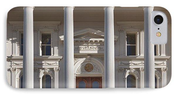 California State Capitol Building Phone Case by Bryan Mullennix