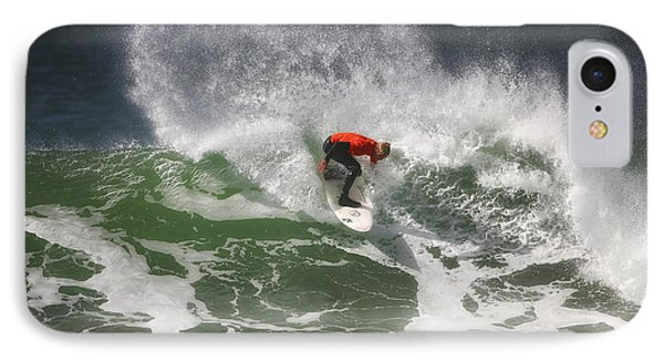California Surfing 4 IPhone Case by Larry Marshall
