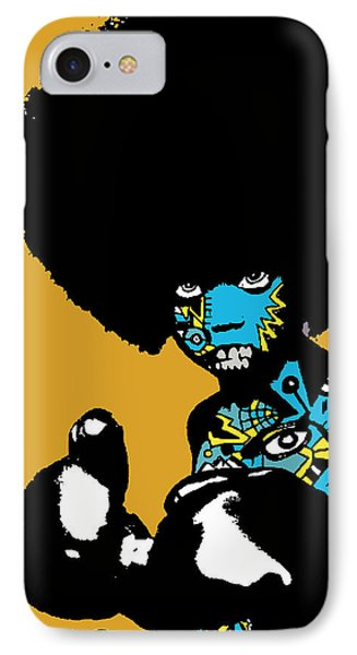 Call Of The Child Full Color Phone Case by Kamoni Khem