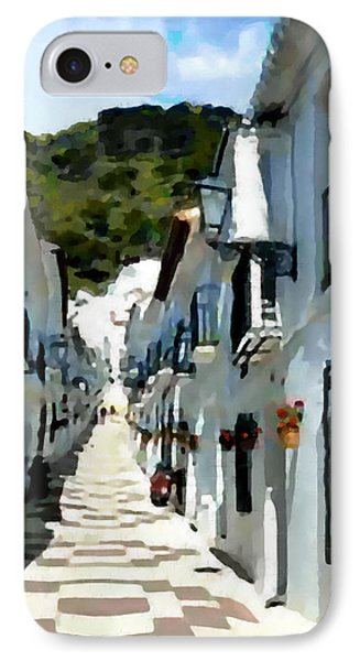 Calle San Sebastion IPhone Case by Jann Paxton