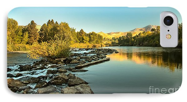 Calm Payette Phone Case by Robert Bales
