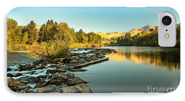 Calm Payette IPhone Case by Robert Bales