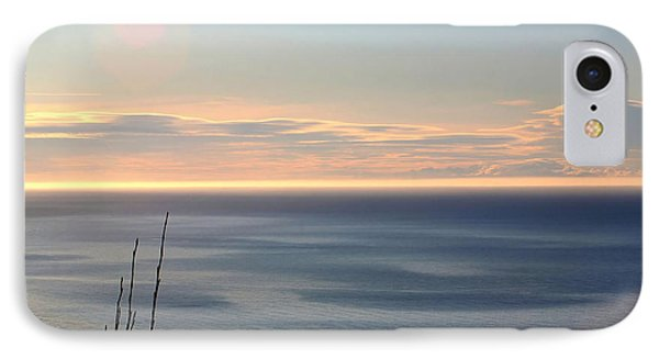 IPhone Case featuring the photograph Calm Sea by Michele Cornelius