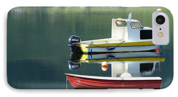 IPhone Case featuring the photograph Calm Waters by Lynn Bolt