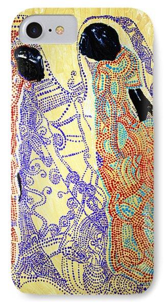 Calvary Phone Case by Gloria Ssali